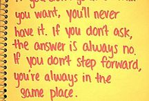 Words I need to remember