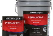Diamond Vogel Products / High quality interior and exterior coatings for any project