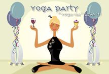 Yoga Parties / by Shana Roth
