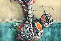 Art Street & Graffiti