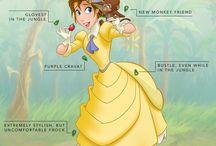 Steamy Jane (Disney)