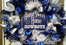 Dallas Cowboys / by Patricia Romero