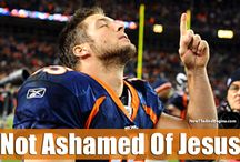 Tim Tebow / by Heather Chapman