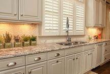 kuchyň renovace a nátěr