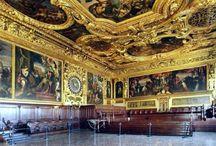 Венеция.Палаццо дожей.Палаццо Дукале.