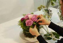 флористика / компоции из цветов