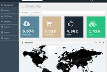 BootstrapТема / Всё для Boostrap, шаблоны, плагины и сниппеты