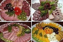 como decorar pratos de comidas