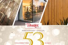 Beautex Turns 53 / And we are turning 53 this 20th May. We shall be expressing our gratitude to all our clients, brands & products, our valued customers for this stupendous association of 53 years in this coming week in a very unique way!  We are excited. Are you too? Stay tuned and join the celebration with Beautex!