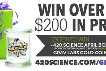 4/20 GIVEAWAY!