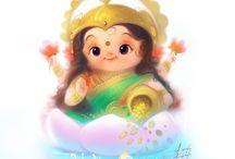 cute god
