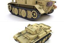 Luchs & Panzer IIc