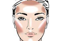 Make Up Tutorials / step by step