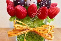Fruit / my fruit bouquets
