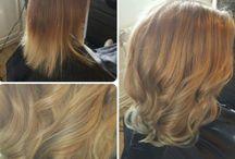 Farge i håret