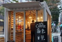 Kahve dükkanları