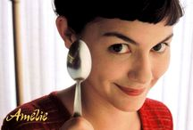 Audrey Tautou / by Jeanne Bay