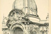 Архитектура (эскизы)