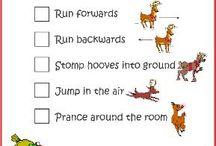 Reindeer Games & Fun