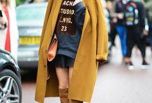 Street Style / Sokak modası / Street Style