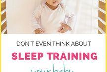 Baby sleep info
