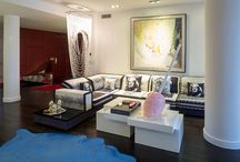 Luxury rentals in Tribeca NewYork / What do you expect from a luxury condo? A view… We got one of most spectacular in the city. A space.. With 2300 sqf and more than 1000 sqf of living room, we got it for you.