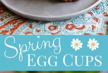 EASY ENTERTAINING BRUNCH RECIPES / Recipes that make entertaining at brunch easy and delicious.