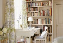Book Nooks / Libraries