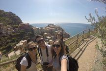 Cinque Terre / 20/09/2015 - Visita aos vilarejos de Riomaggiore, Manarola e Monte Rosso