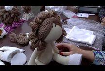 Videos de muñecas Tutoriales