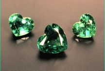 Everything Emerald / It IS my birthstone....and such a PRETTY color it is!