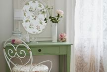 Floral guest room ideas
