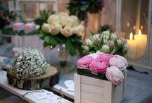 Aranżacje Kwiatowe / Ślub i Kwiaty.Pomysły, inspiracje. Pomagamy spełniać marzenia w realizacji uroczystości ślubnych.