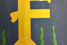 Craft Alphabet Animals