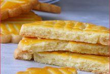 Galettes bretonnes / Dessert