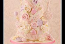 Children's / Baby cakes / by Kerri Kirk