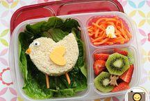 Fun Food Ideas / by Martha Ramos