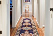 Rugged Interiors / Rugs, rugs, and rugs.