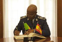 Delegación de la Gendarmería Nacional de Senegal: /  Jornadas de trabajo entre la Guardia Civil y la Delegación de la Gendarmería Nacional de Senegal: http://wp.me/p2mEY0-2o3  @juliansafety