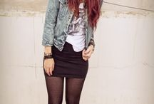 GRRRrrrunge!!! / grunge fashion