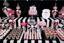Dessert Buffet / by Jessica {Chic Sugar}