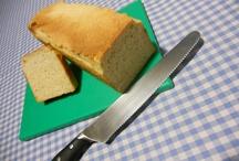 Pan, bollería y masas para tartas / by Maria Teresa Perez