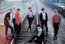 •Bangtan Boys• / |Rap Monster|J-Hope|Suga|Jin|Jimin|V|Jungkook|