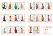 Colourful Saree Collection