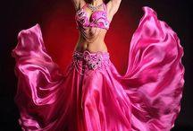Belly dancers n Samba