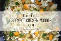 Crockpot recipes / by Josee Conrad