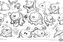 Creatures Design & Illustration