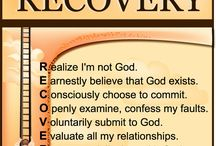 Recovery Quotes / by Carolyn Pittman Hale