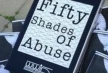 50 Shades Is Abuse - BDSM HARMS / Sexual abuse, whether it is through sadism, masochism, humiliation, or domination, and whether it is in a marriage or in a casual relationship is wrong. Suddenly, a result of our pornified culture and the sweeping popularity of the 50 Shades of Grey series, mainstream cultural leaders are promoting torture and violence as a healthy sexual experience and many are encouraging  that individuals give it a try.