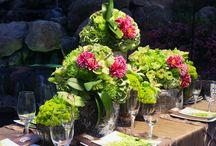 Floral & Decor - Green